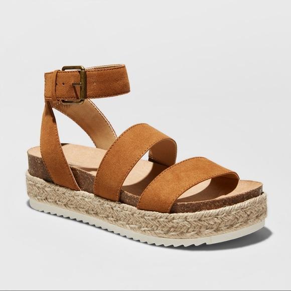 Universal Thread Espadrille Sandal
